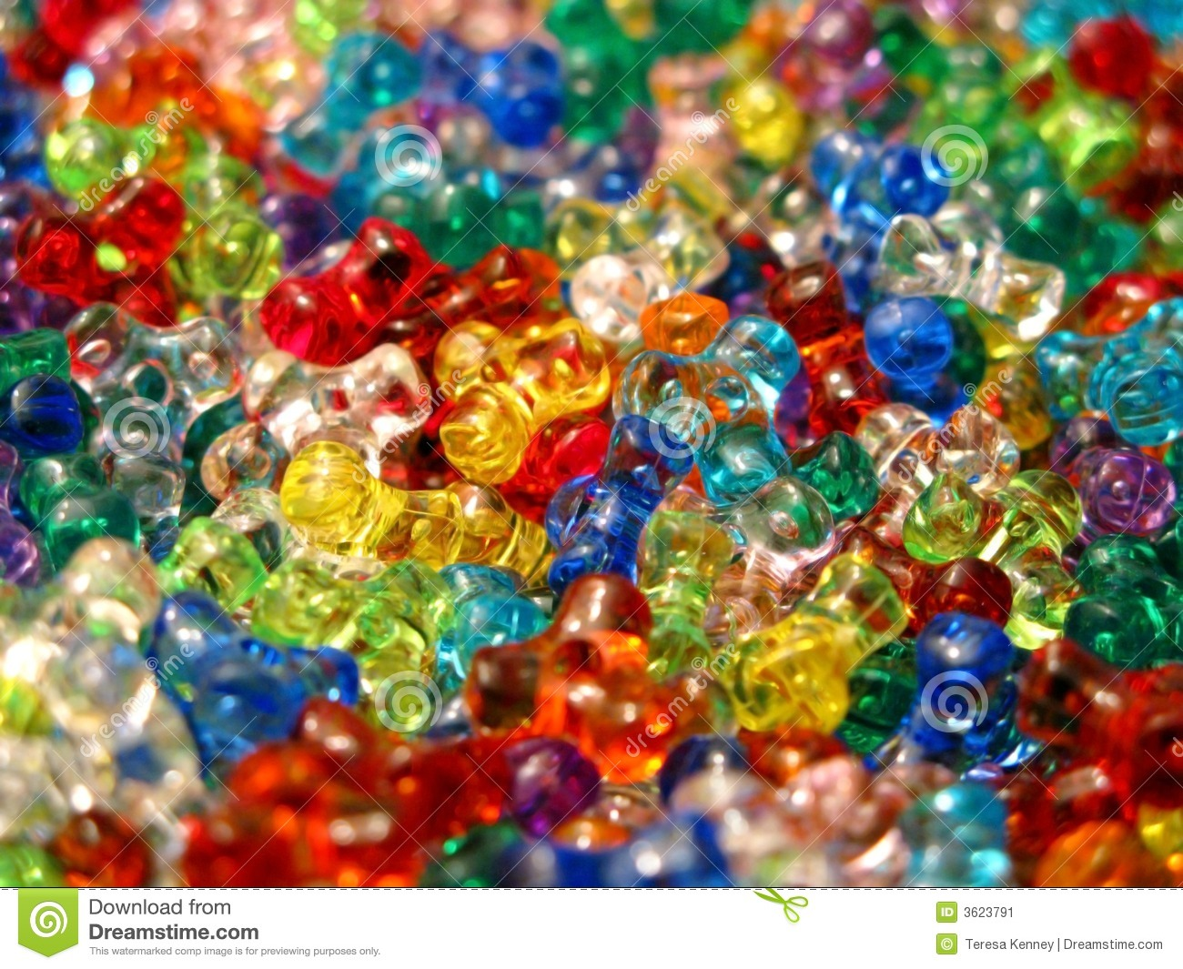 Glass Beads For Arts And Crafts